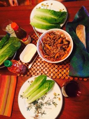 Lettuce wrap up theseason
